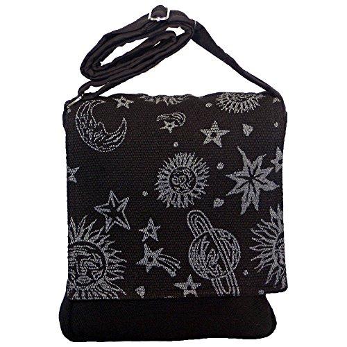 InterestPrint Carry-on Garment Bag Travel Bag Duffel Bag Weekend Bag Dream Catcher Owl